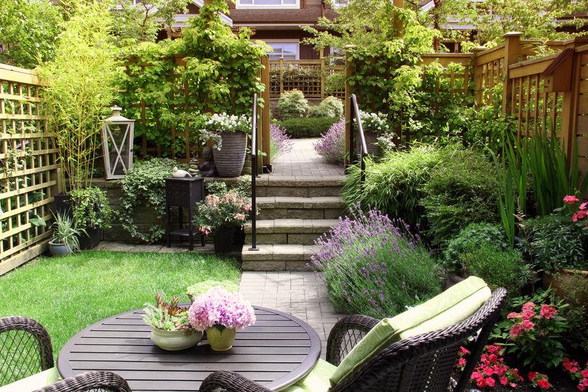 Cinq idées pratiques de rénovation jardin